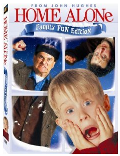 home alone dvd