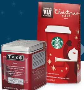 starbucks 12 days of christmas day 2