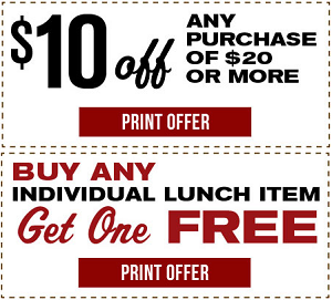 image about Buca Di Beppo Printable Coupons known as 2 Fresh Buca di Beppo Coupon codes! Cost-free Lunch and $10 Off!