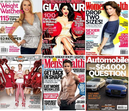 valentines 2 day magazine sale