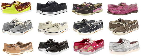 boat shoes sale