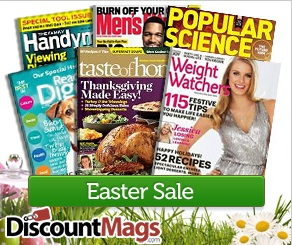 easter magazine sale