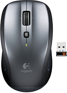 logitech wireless couch mouse