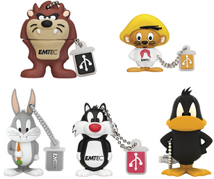 looney toons usb drives