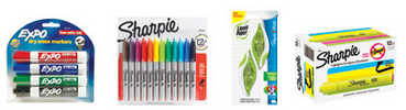office max writing supplies