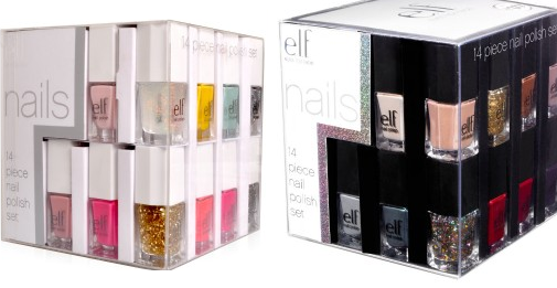elf nail cube