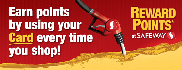 safeway gas rewards