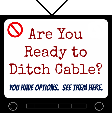 ditch cable