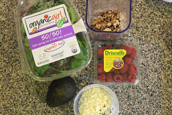 Lucky Organic Girl Salads Beat Heart Health #shop