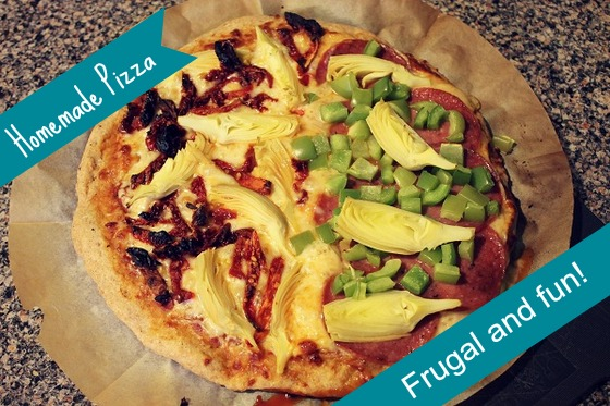 Quick and Easy Homemade Pizza