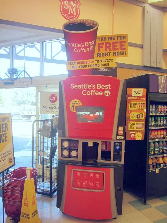 rubi kiosk #rubi2go #shop