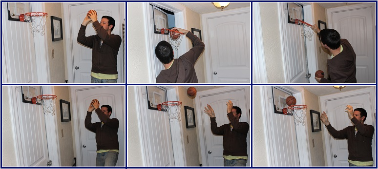 best indoor basketball hoop ever