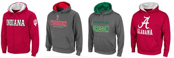 ncaa sweatshirts for men
