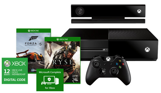xbox one black friday deal