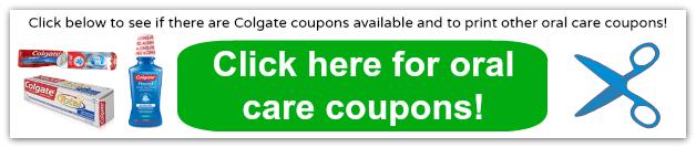 colgate coupons 2014