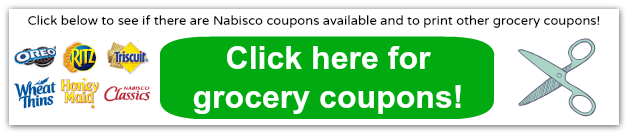 graphic relating to Nabisco Printable Coupons titled Printable Discount codes - Brand name Discount codes
