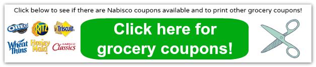 Nabisco oreo coupons