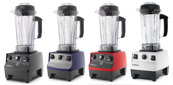 refurbished vitamix blenders