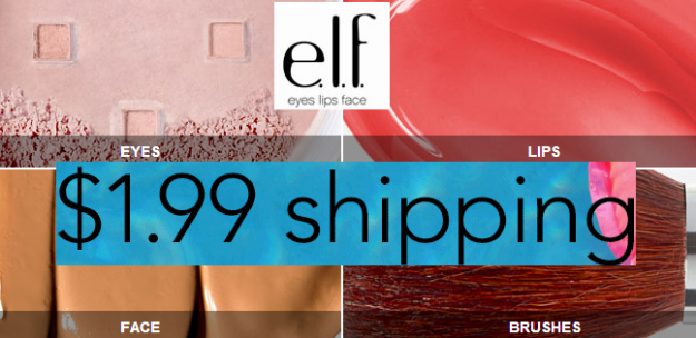 elf 1.99 shipping