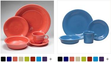 fiestaware sale