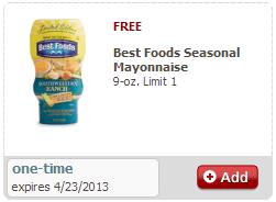 free mayo safeway