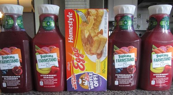 tropicana famrstand juice sale