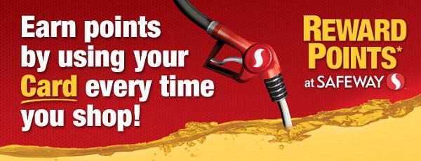 safeway gas rewards