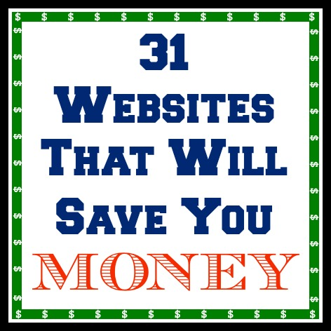 websites that will save you money