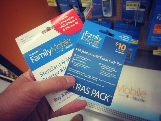 Family Mobile options #shop