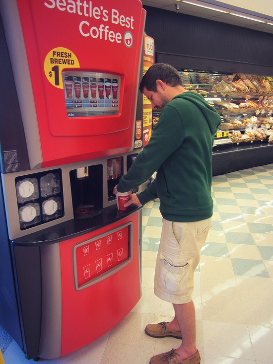 rubi kiosk coffee #rubi2go #shop #cbias
