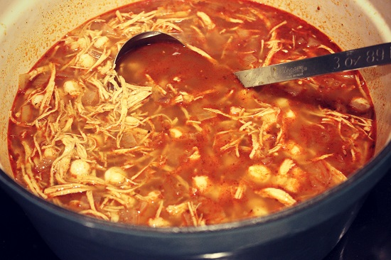 Chicken Posole #FreshFinds #shop