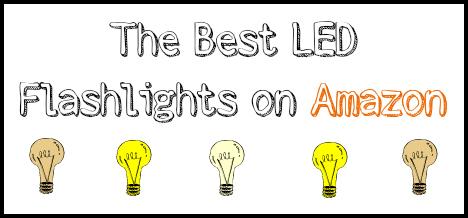 best flashlight on amazon
