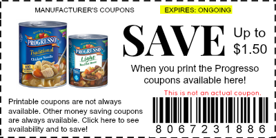 Save money on hundreds of brands in store or online with sanjeeviarts.ml Find printable coupons for grocery and top brands. Get verified coupon codes daily.