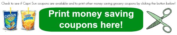 capri sun coupons