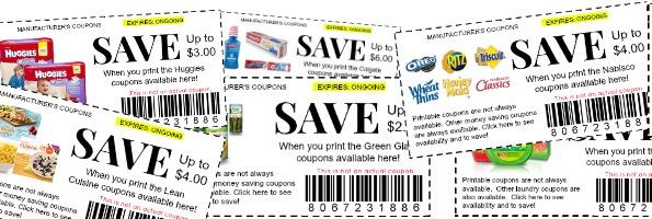 printable coupons 2014