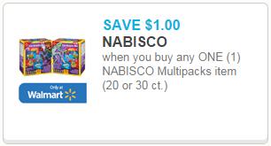 nabisco coupon