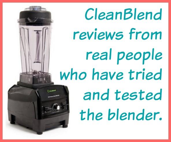cleanblend reviews